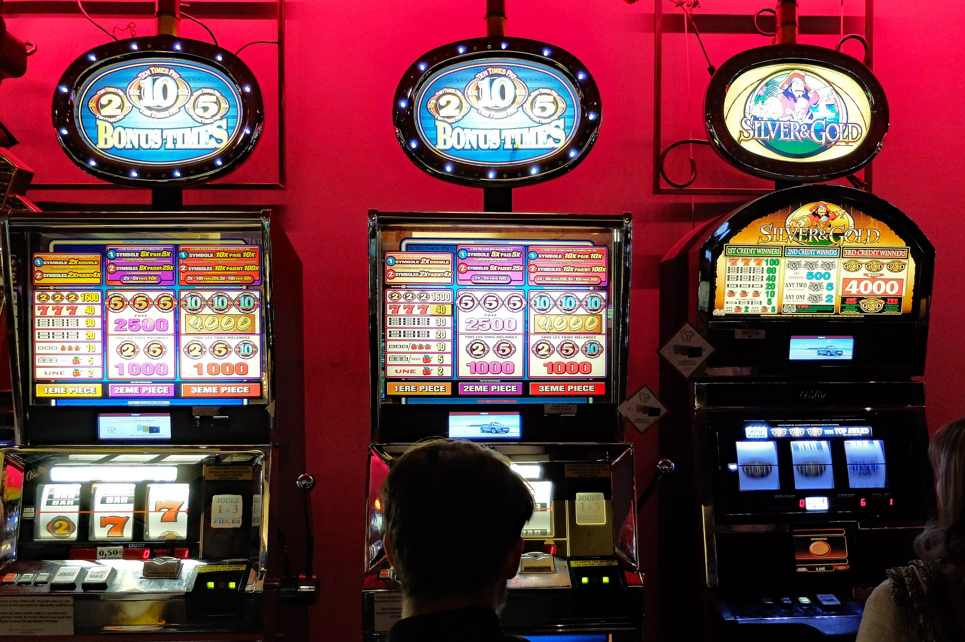 5 Helpful Tips to Playing Slot Machines
