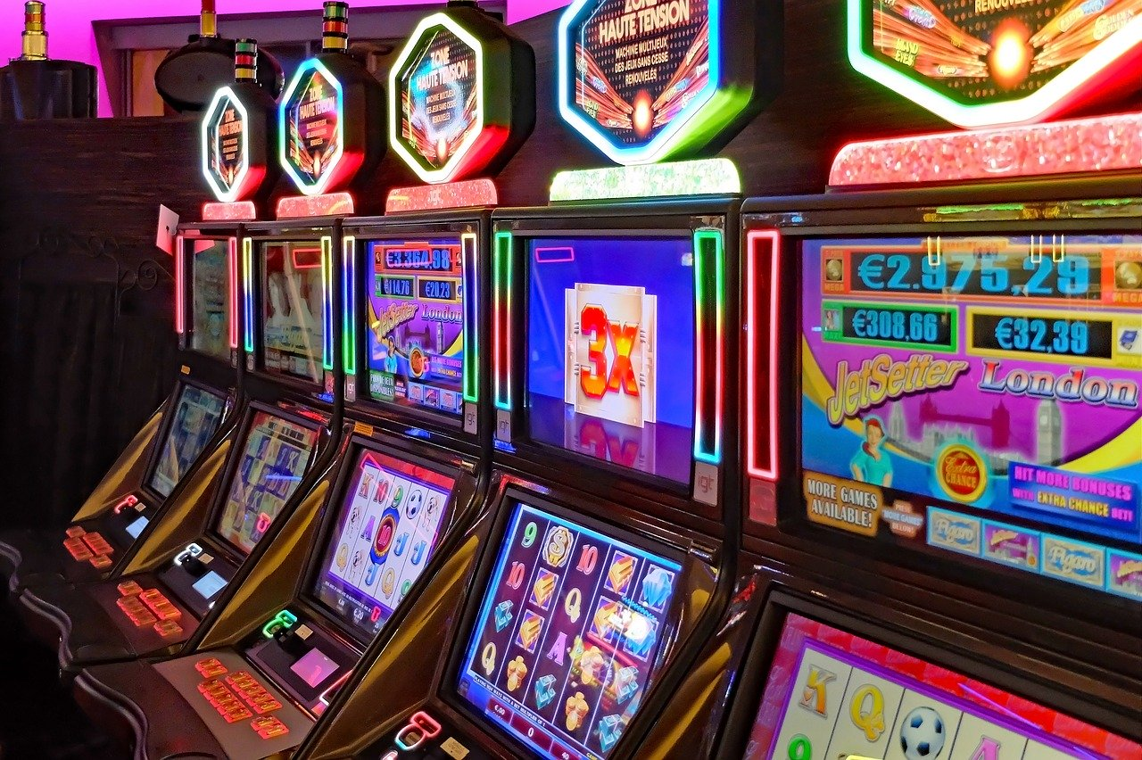 Some Great new Slot Games Releases
